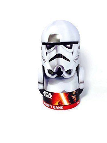 Star Wars Storm Trooper Tin Dome Money Bank * Check this awesome product by going to the link at the image.