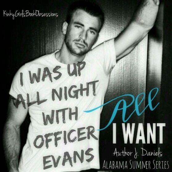 All I Want - Luke Evans