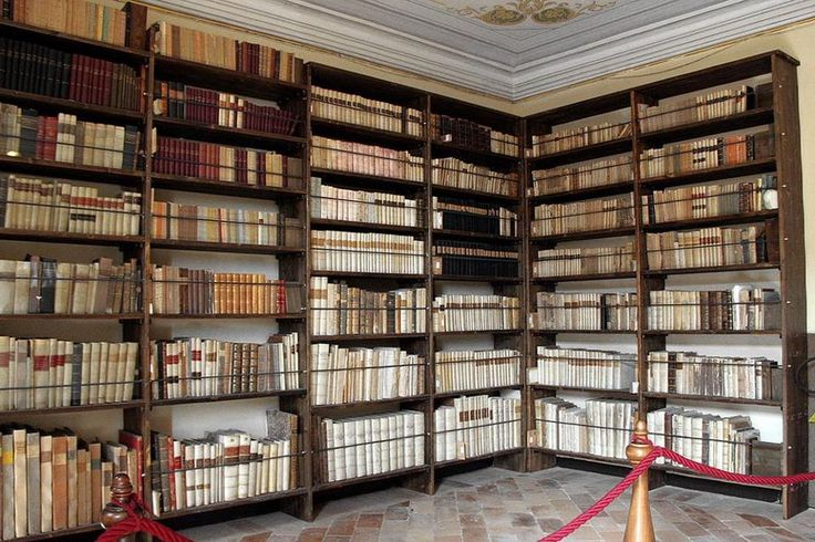 Biblioteca di casa Leopardi - Recanati