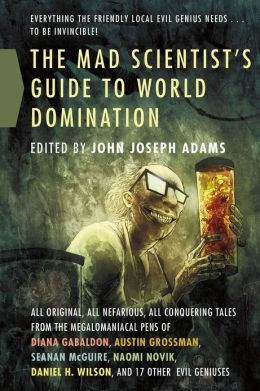 evil world domination conspiracy