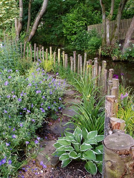 Rustic Garden Ideas rustic garden ideas picture Find This Pin And More On Rustic Gardens