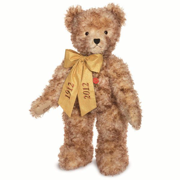 Hermann Original 17406 Standing Large Teddy Bear UK DELIVERY ONLY