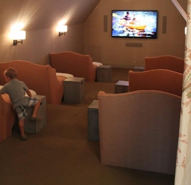 Home Entertainment Spaces: Attic Spaces, Attic Bedrooms And Attic Bathroom