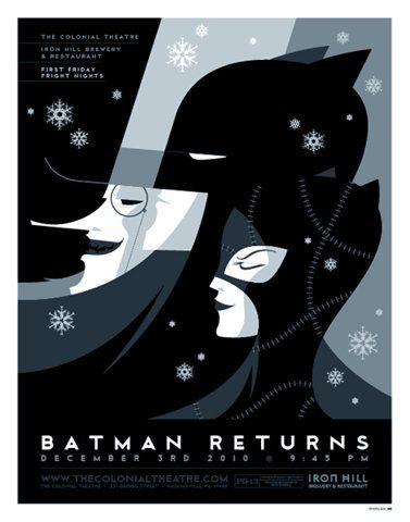 batman returns poster by *strongstuff on deviantART