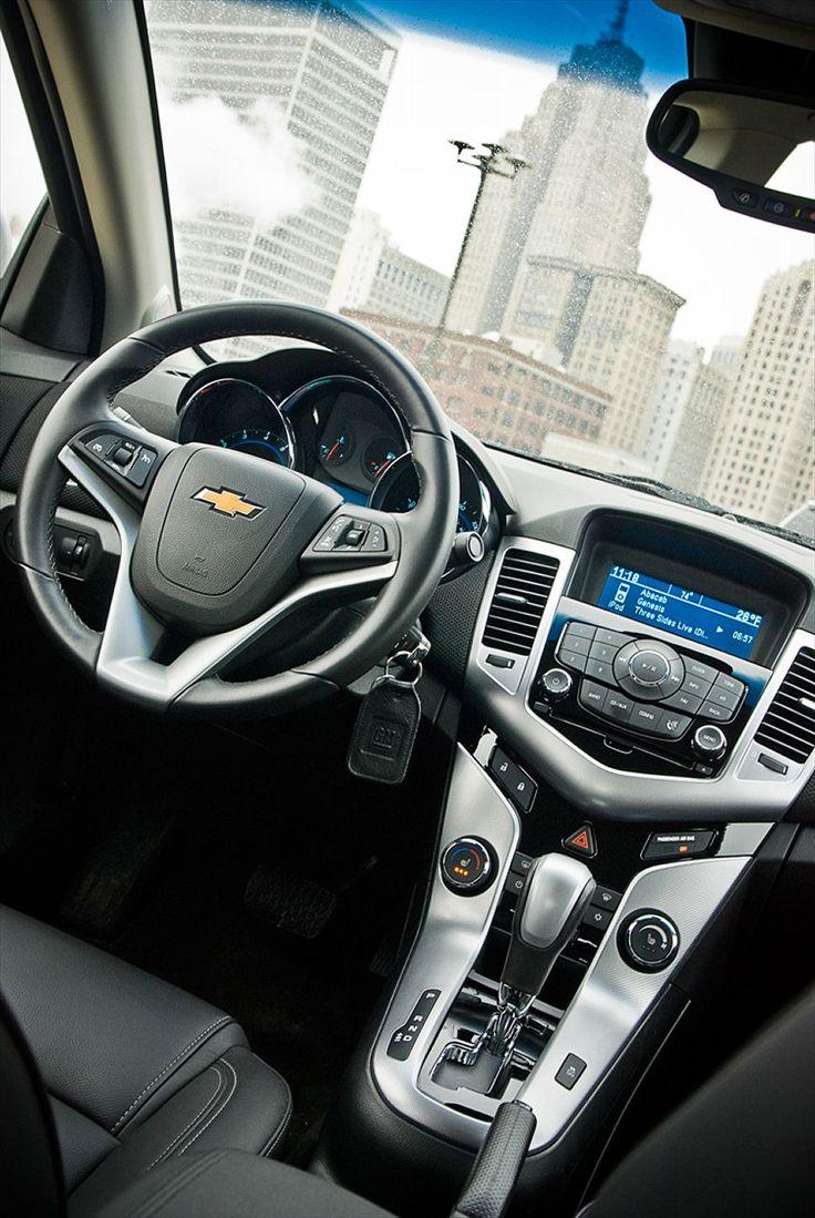 2011 Chevrolet Cruze LTZ Interior