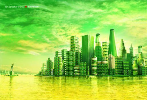 Heineken for a Fresher World | The Inspiration Room