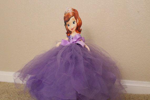 Princess Sofia Centerpiece by LvHcrafts on Etsy, $15.00