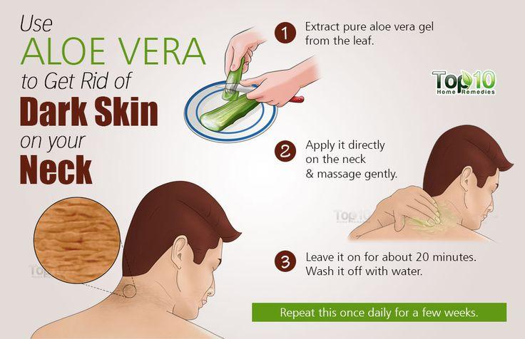 aloe vera for dark skin on your neck                                                                                                                                                                                 More