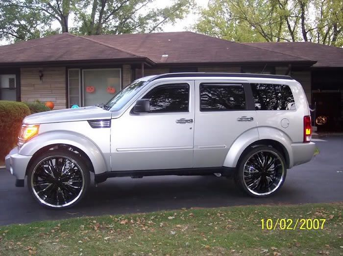 25 best the sexy dodge nitro images on pinterest dodge nitro dodge nitro 24 inch rims find the classic rims of your dreams allcarwheels sciox Gallery