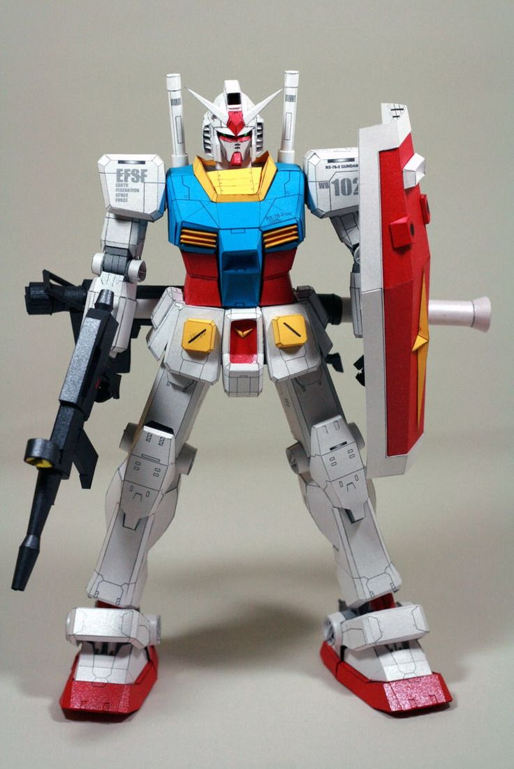 Pin By Papercraft Square On Paper Craft Square Gundam