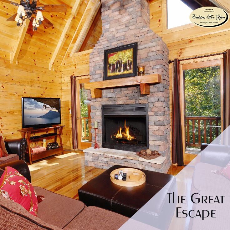 1000+ Images About Pigeon Forge Cabins On Pinterest