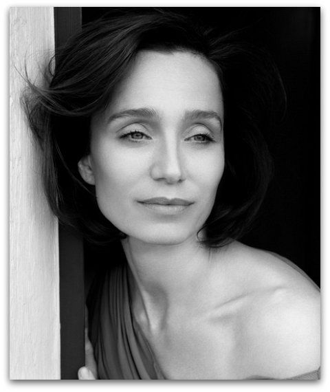 Kristin Scott Thomas. Repinned from Dean Boyling via Olga G Caballer.