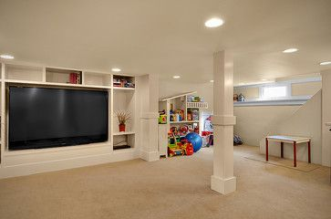 Tv Built-in Design Ideas, Pictures, Remodel, and Decor - page 2