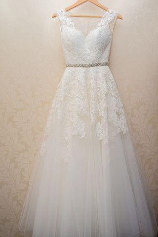 Judd Waddell 'Titana' size 2 used wedding dress - Nearly Newlywed