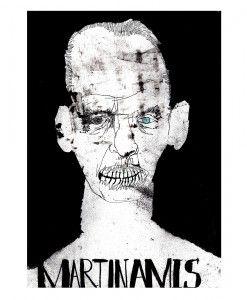 Martin Amis/ Daniel Egneus