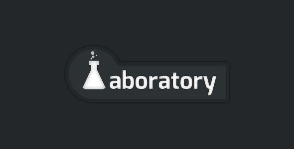 Laboratory - Onepage HTML5 Template - NICE ABOUT PAGE DESIGN