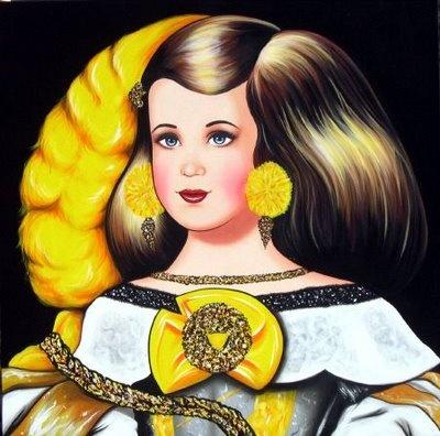 In-Fanta limón .Serie Homenaje a Velazquez.