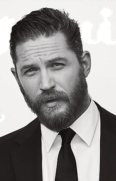 Tom Hardy by Greg Williams | EsquireUK (May 2015)
