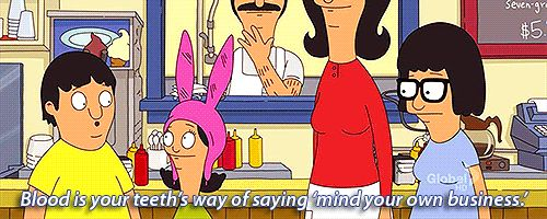 Bobs burgers / animated