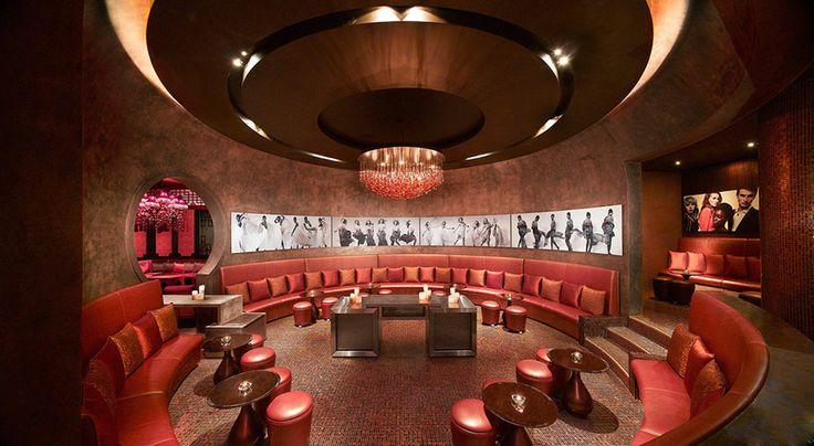 Sunken Lounge, Grand Hyatt Dubai