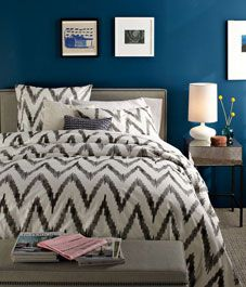 Decorating trend: Chevrons - Style At Home