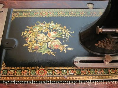 beautiful footplateBeautiful Footplat, Antiques Sewing Machine, Antique Sewing Machines, Sewing Image, Vintage Sewing, Vintagee Sewing, Sewing Tools, Sewing Beautiful, Antique Vintage