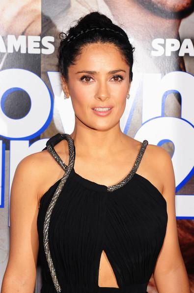 """National Hispanic Heritage Month-Born in Mexico, Salma Hayek is known for roles in """"Frida"""" and """"Desperado."""""""