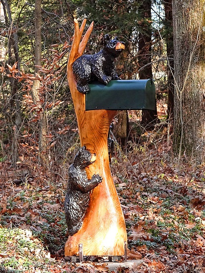 I come 'bearing' good news, Pennsylvania, by vigor.....I'd love to have this mailbox !!