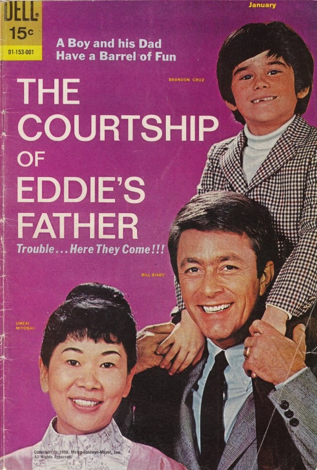Bill Bixby in The Courtship of Eddie's Father | TV