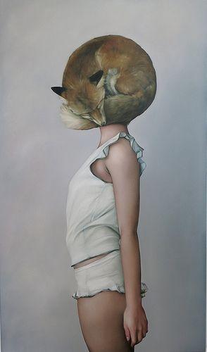 Amy Judd, HULI JING HELMET (FOX SPIRIT)