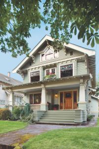 568 best images about craftsman style homes on pinterest exterior colors craftsman style for Benjamin moore historical colors exterior