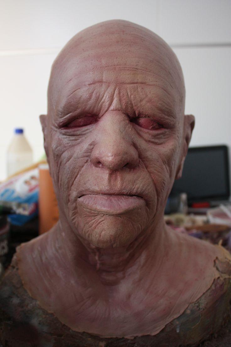 mascara de latex realista de abuelo, mascara de latex www.mascarasweb.com , @MASCARASWEB www.facebook.com/...