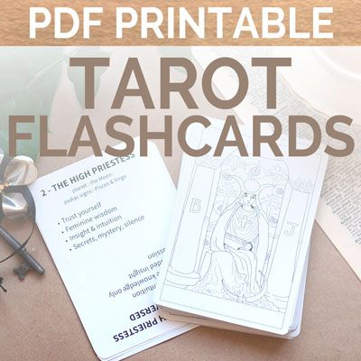 Hi and welcome to Learn Tarot With Me! I'm Angie Green, and I'm learning to read tarot cards, one card at a time. This website is both a record of my journey, and a resource for you – with all of the tarot-learning resources we need to learn and understand the tarot. If you're new to tarot, then you might be as overwhelmed as I