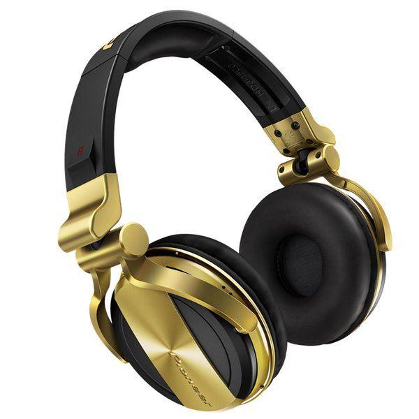 Pioneer HDJ1500 Gold