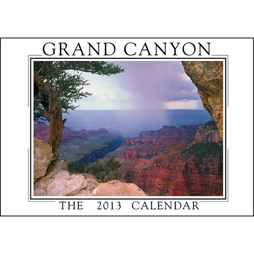 Grand Canyon 2013 Mini Wall Calendar