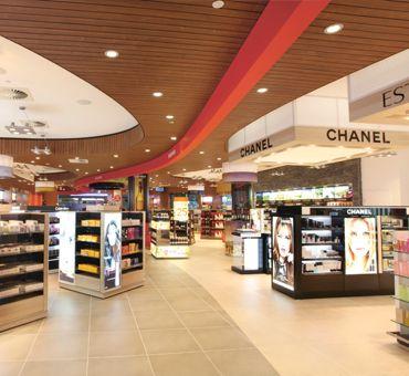 [ Interior Design ] Tax & Duty Free Shop: Stockholm Arlanda Airport | Detail Design