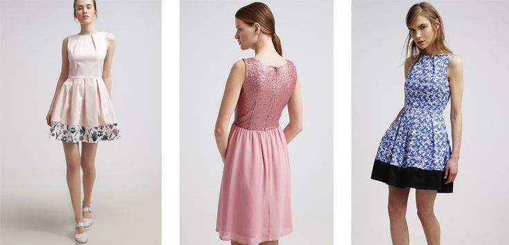 Modne sukienki na wesele wiosna/lato 2015