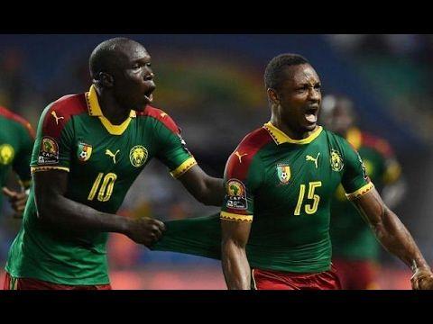Египет - Камерун 1:2. Кубок Африканских Наций 2017  Финал