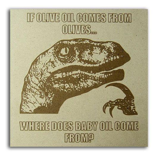 Memes - Philosoraptor - Engraved plaque - Wooden Plaque checkout @ http://engrave.in/products/philosoraptor-meme-plaque