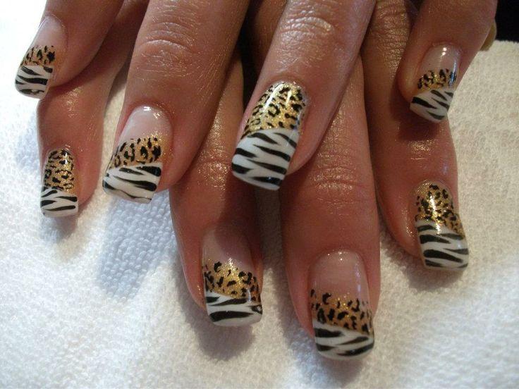 leopard/zebra