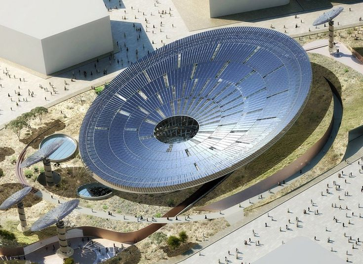 Foster BIG and Grimshaw reveal designs for 2020 World Expo pavilions