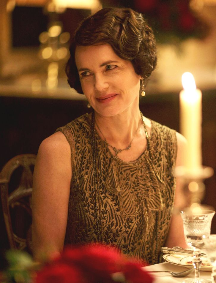 Cora - Downton Abbey, Christmas Special 2015 ..: