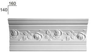 Thomas Decorative Plastering :: Products - Plaster Cornice