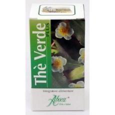 The Verde Plus (Ceai Verde) este un supliment nutritional din frunze de Ceai Verde si adaos de Seleniu natural.
