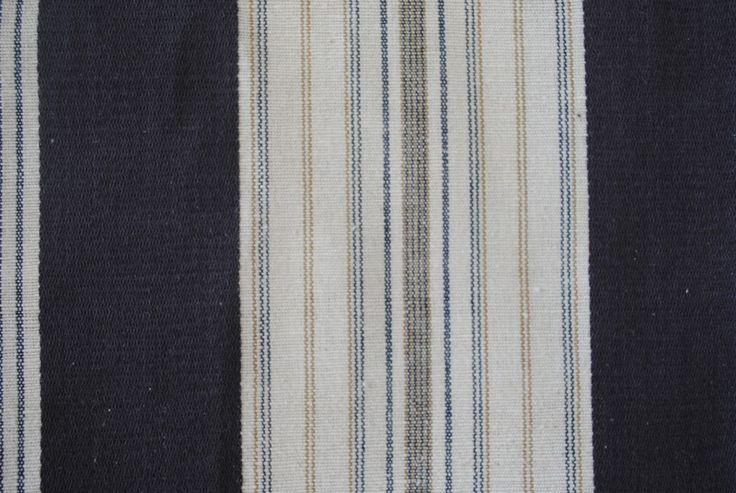 Victoria Stripe Iron 100% cotton - 137cm