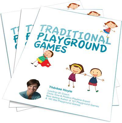 Free Playground Games: 101 Playground Games Starter Kit
