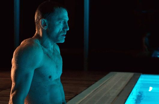 The James Bond Workout Plan. Because who doesn't want to look as good as Daniel Craig?