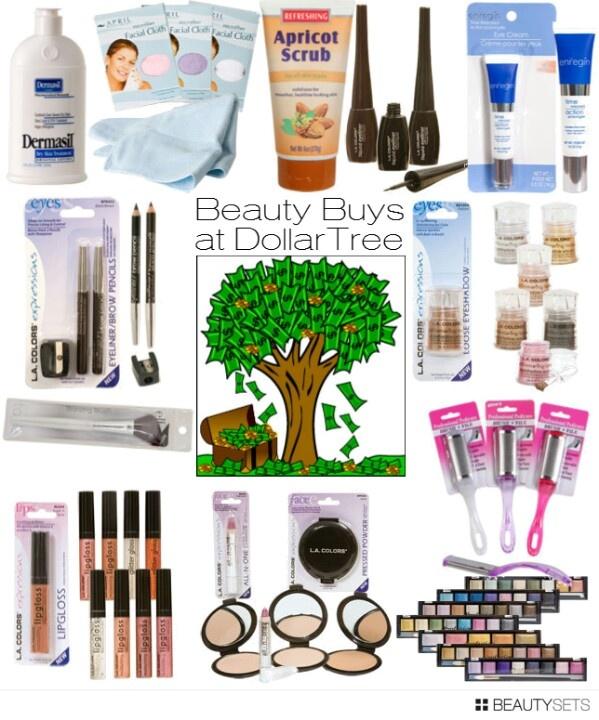 Beauty Buys at Dollar Tree! Products I Love Pinterest