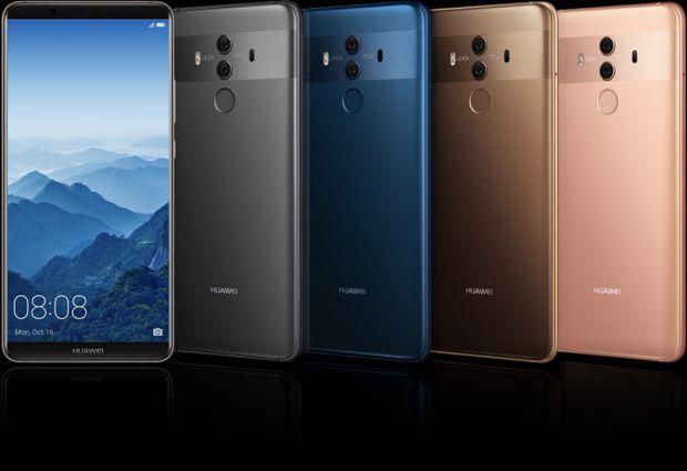 Lansare Huawei Mate 10 Mate 10 Pro si Porsche Design: smartphone-uri dotate cu Inteligenta Artificiala