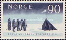 [The 50th Anniversary of Roald Amundsen's Arrival to the Anarctic Regions, type FM]